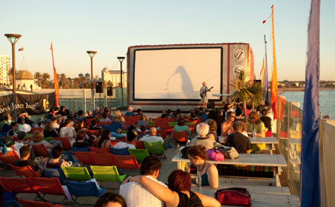 openair cinema