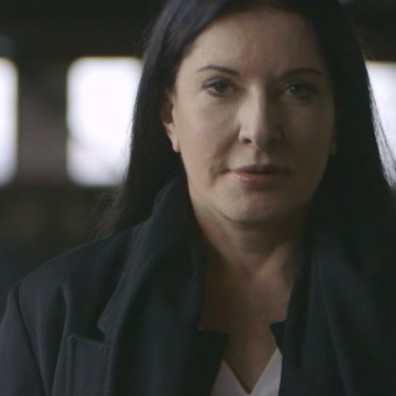 'Marina Abramovic: 'We Can Learn Telepathy', CNN Style, 2015