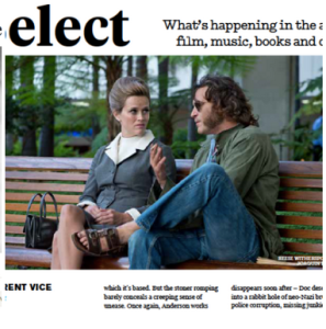 'Inherent Vice', The Big Issue