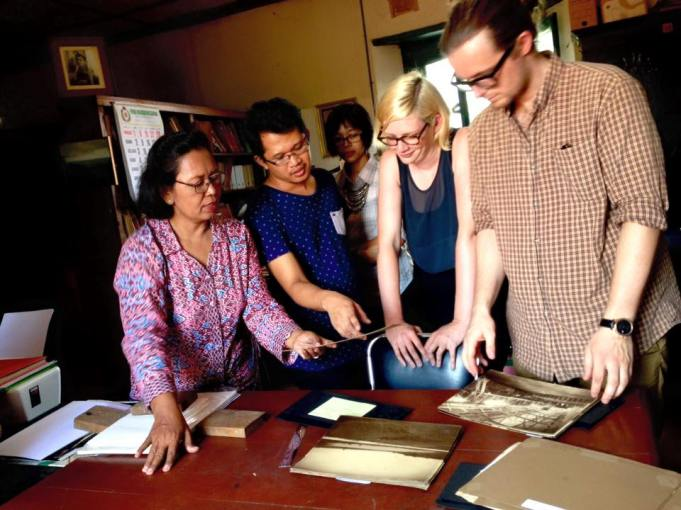 I travelled to Solo and Yogyakarta as part of the Ubud Writers and Readers Festival Satellite Program, doing events with essayist/critic Bandung Mawardi and Iman Budi Santosa.